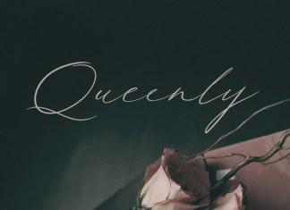 Queenly Font