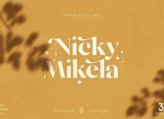 Mikela Font