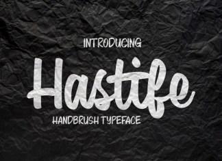 Hastife Font