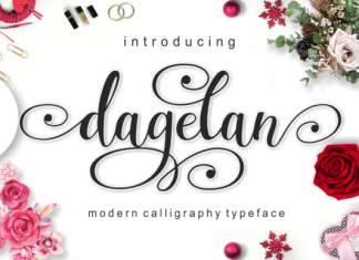 Dagelan Font
