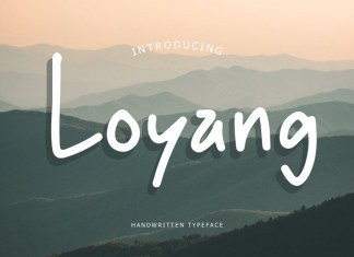 Loyang Font