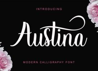 Austina Font