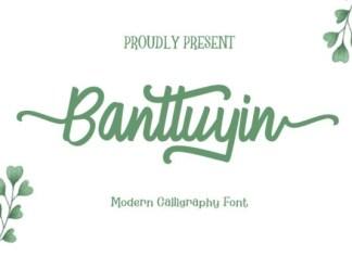 Banttuyin Font