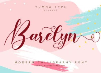 Barelyn Font