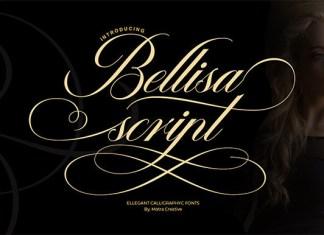 Bellisa Font