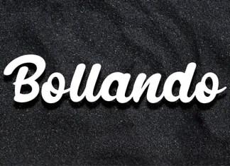 Bollando Font