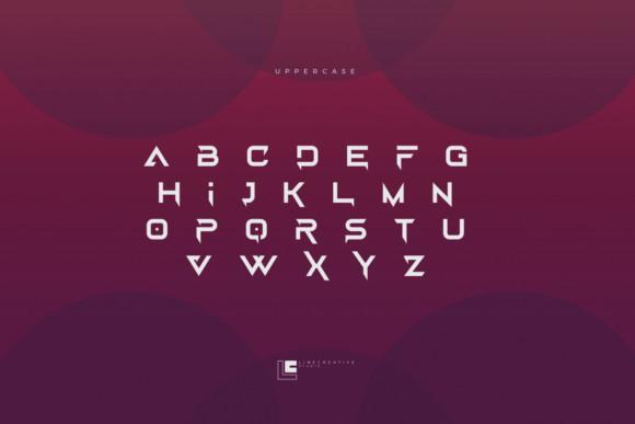 Bord Font