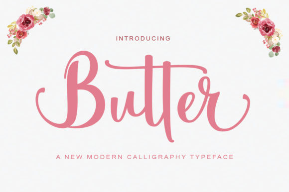 Butter Font