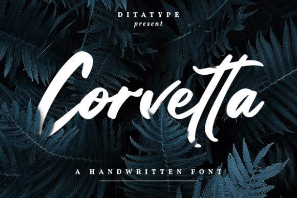 Corvetta Font