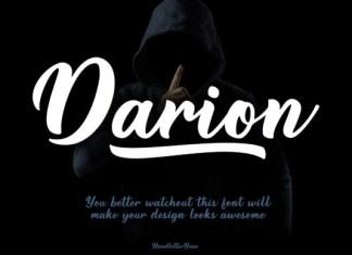 Darion Font
