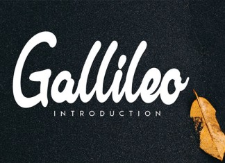 Gallileo Font
