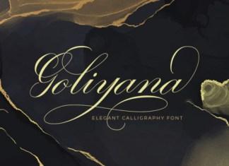 Goliyana Font