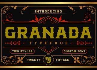 Granada Font