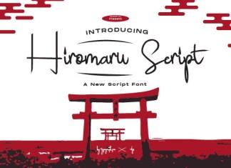 Hiromaru Font