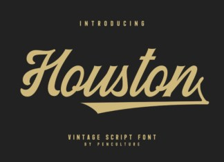 Houston Font