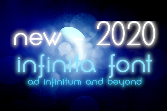 Infinita Bold  Font