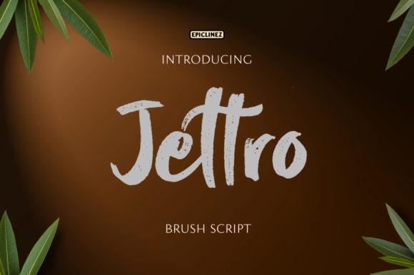 Jettro Font