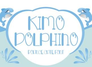 Kimo Dolphino Font