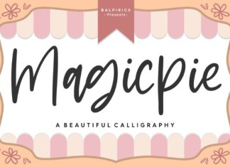 Magicpie Font