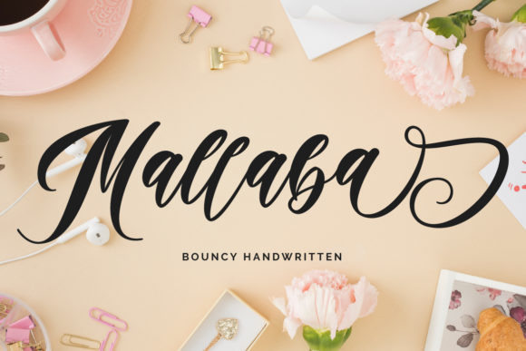 Mallaba Font