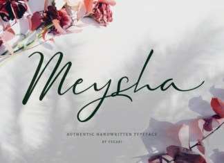 Meysha Font