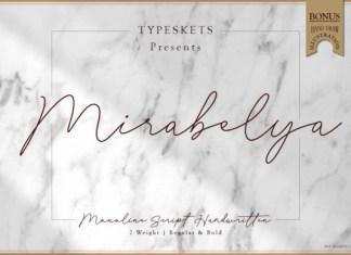 Mirabelya Font