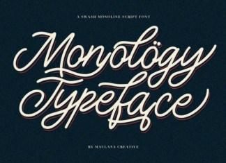 Monology Font