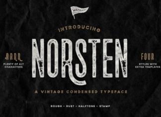 Norsten Font