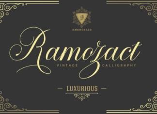 Ramozact Font