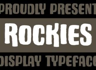 Rockies Font