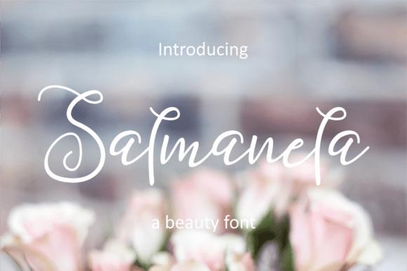 Salmanela Font
