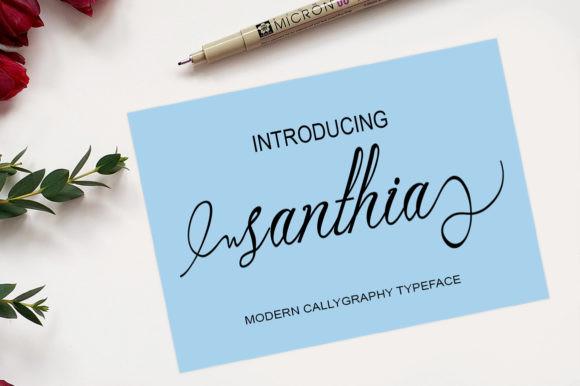 Santhia  Font