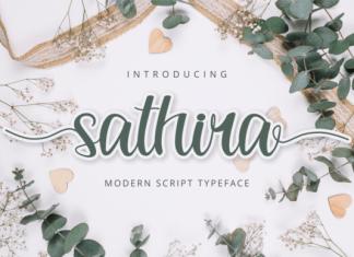 Sathira Font