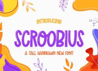 Scroobius Font