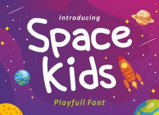 Space Kids  Font