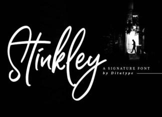 Stinkley  Font