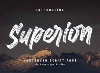 Superion Font