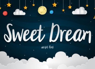 Sweet Dream Font