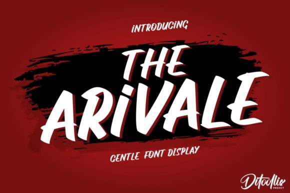 The Arivale Font