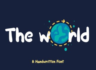 The World Font