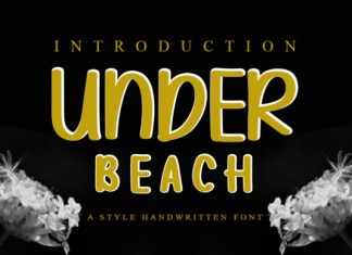 Under Beach Font