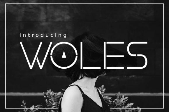 Woles Font