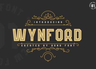 Wynford Font