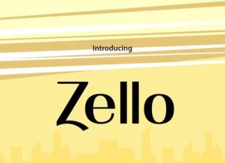 Zello Font