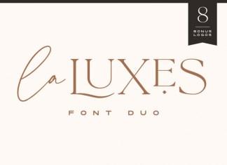 La Luxes Font