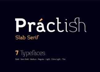 Practish Font