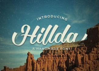 Hillda Font