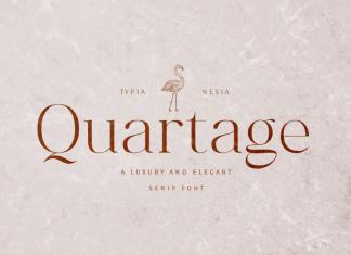Quartage Font