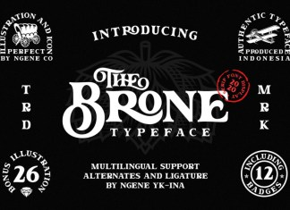 The Brone Font