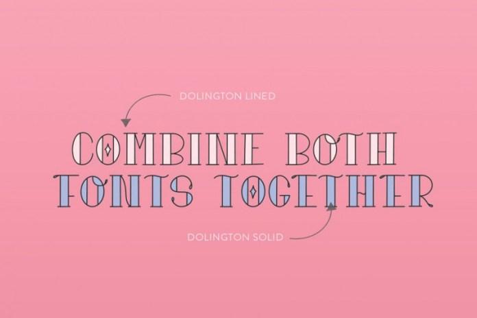 Dolington Font